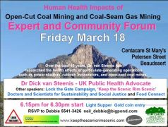 human-health-coal-forum