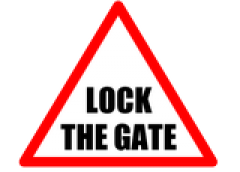 lock-the-gate